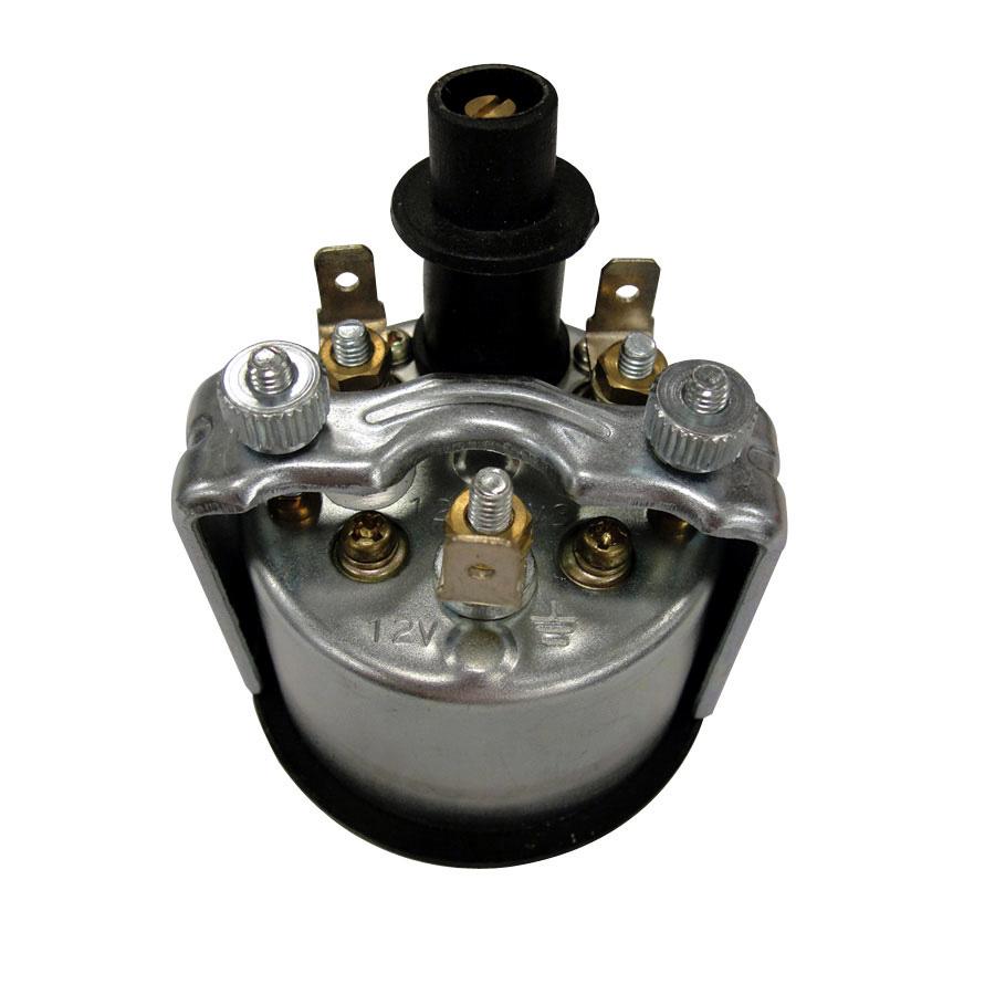 Massey-Ferguson Fuel Gauge Fuel gauge for diesel and gas applications.