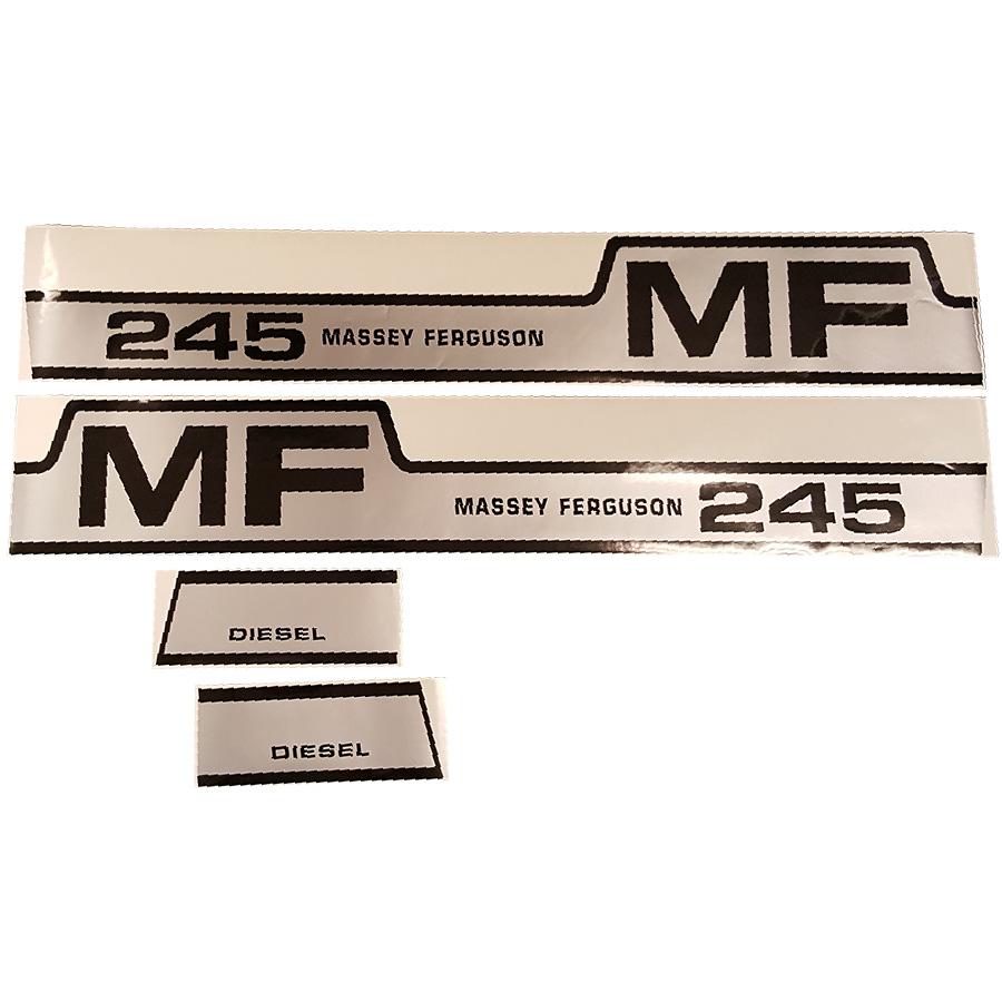 Massey Ferguson Decal Kits : Massey ferguson decal set orchard