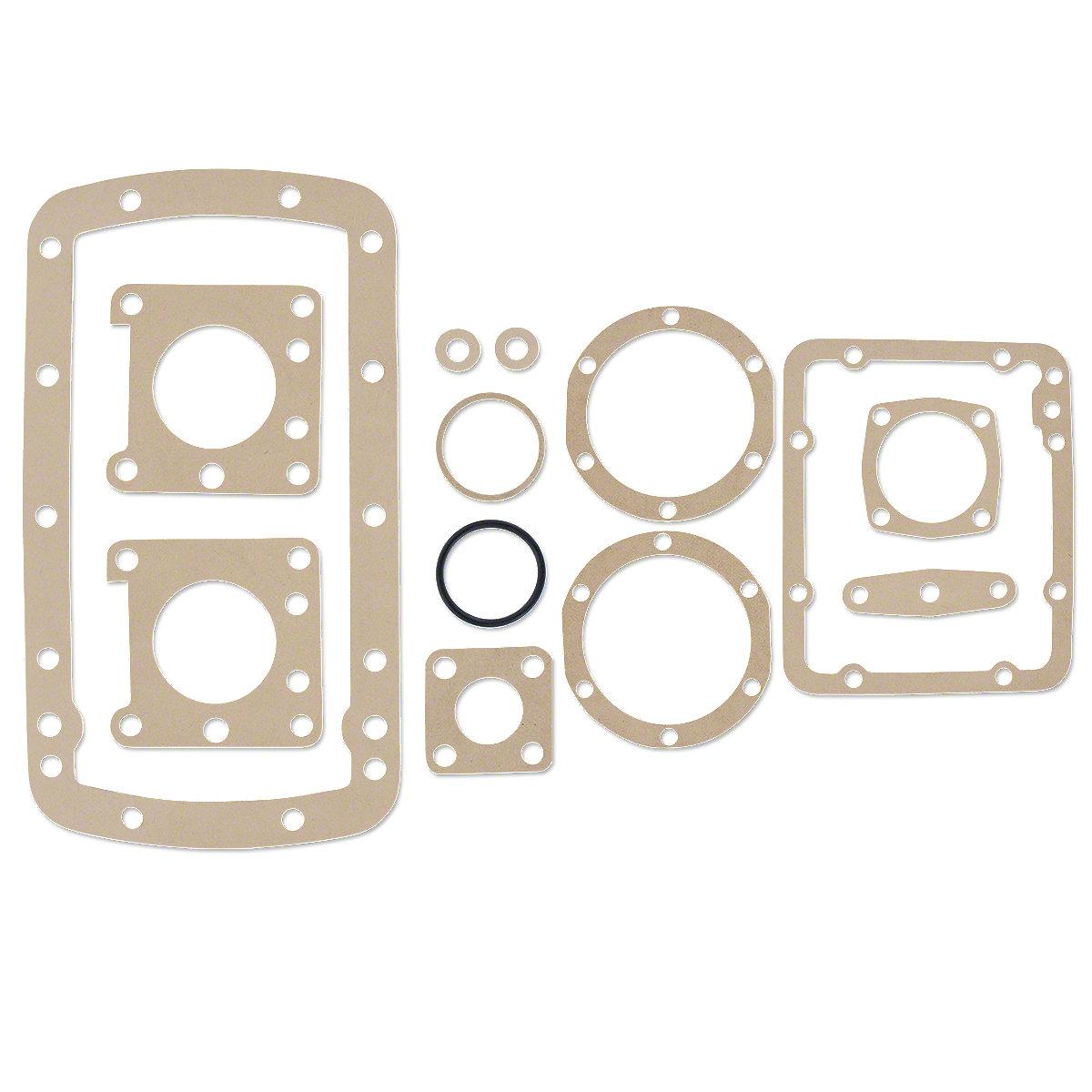 Hydraulic lift cover repair gasket kit for massey ferguson te20