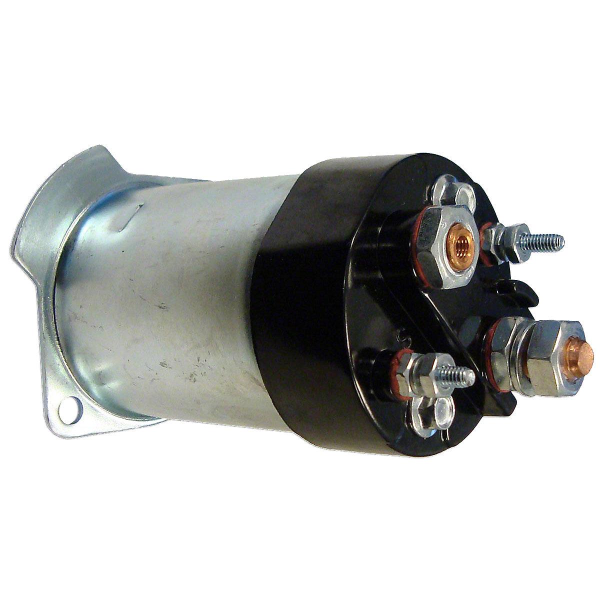 Massey Ferguson 135 Starter : Abc delco volt starter solenoid for massey