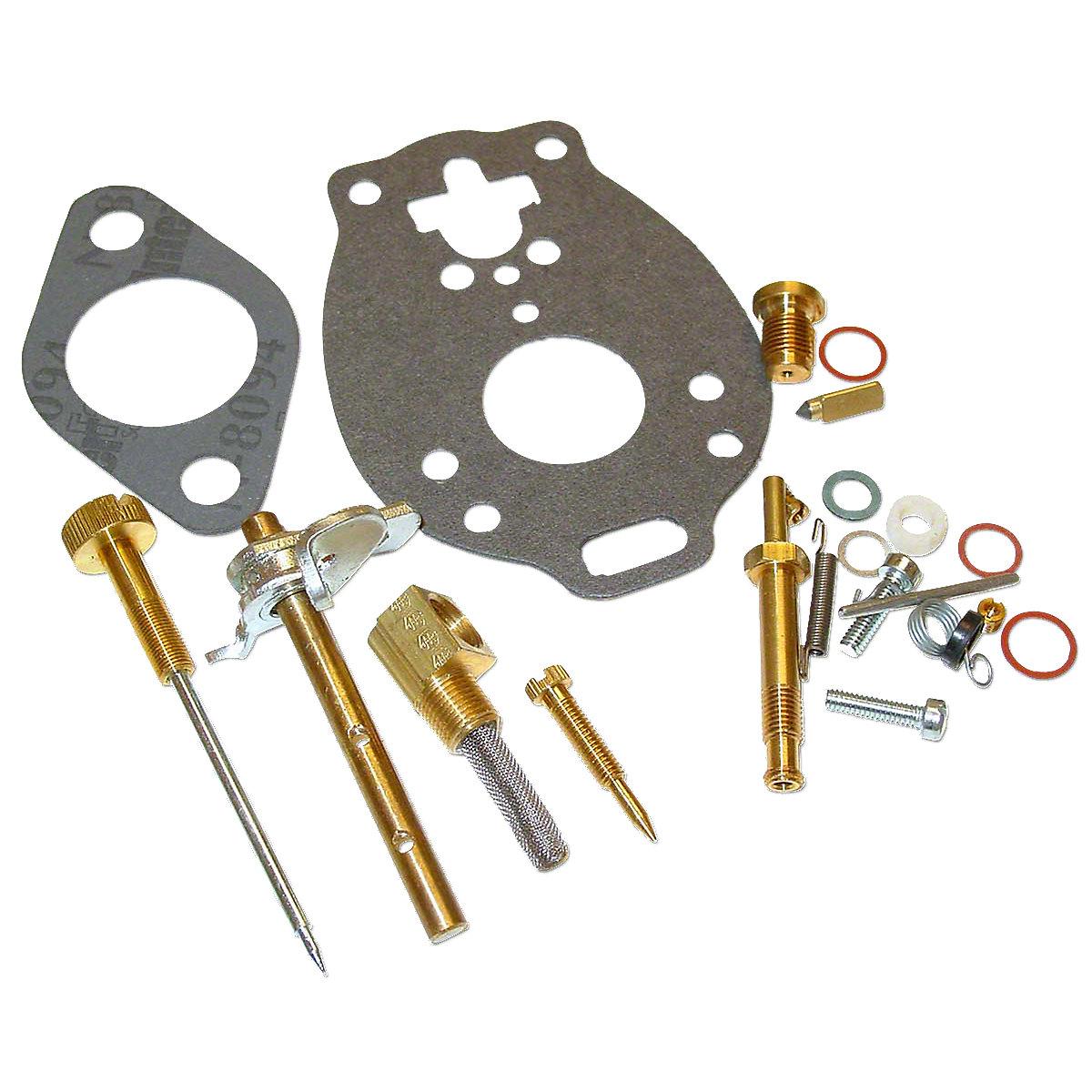 Marvel Carb 135 Massey : Marvel schebler carburetor kit for massey ferguson te