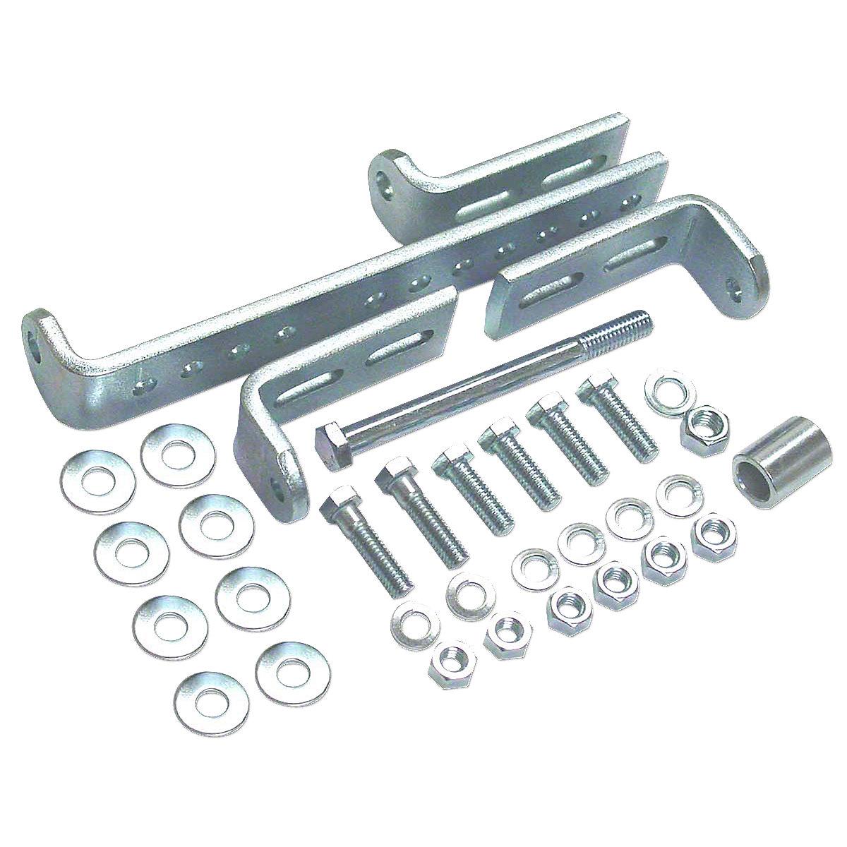 Abc404 universal alternator mounting kit for massey harris and