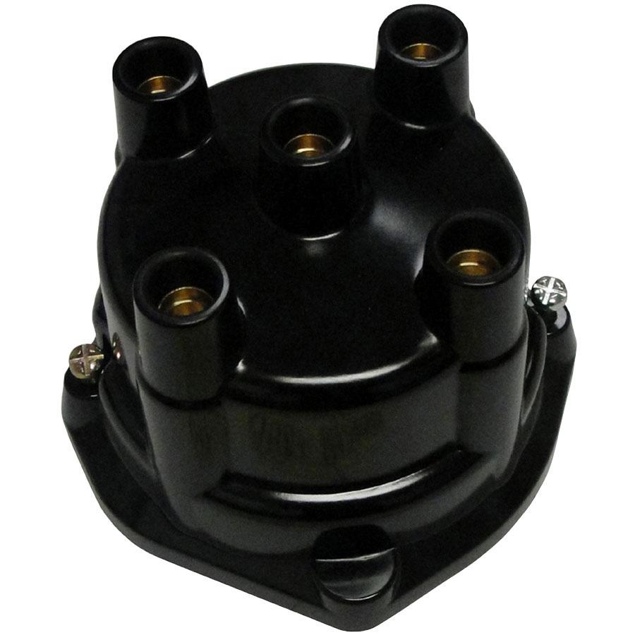 Massey-Ferguson Distributor Cap Delco Distributor W/screw On Cap. Distributor Cap For Gas Applications.