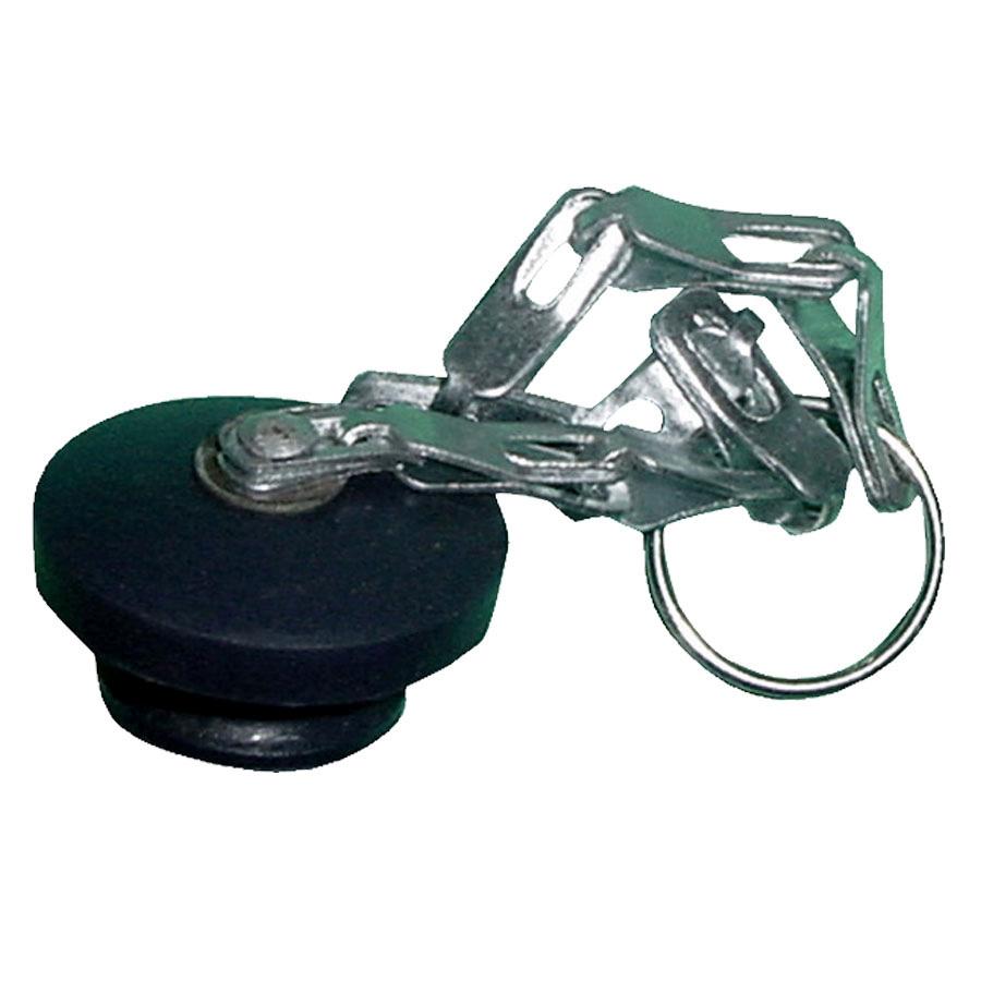 Massey-Ferguson Hydraulic Plug W/chain.