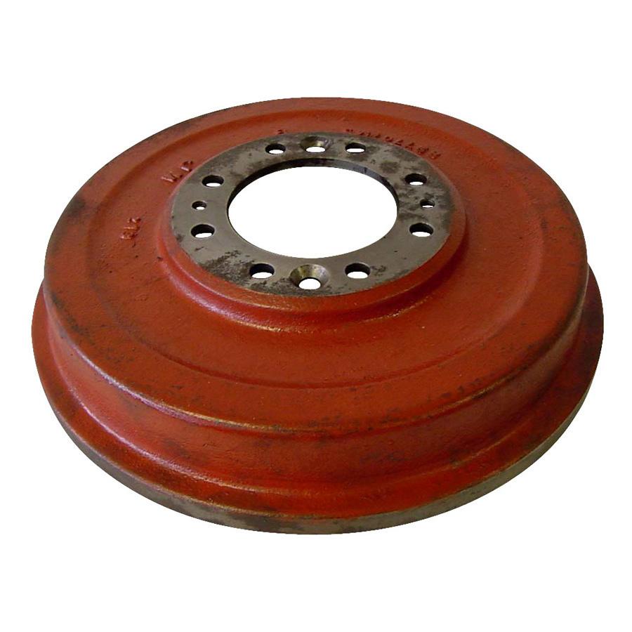 Massey-Ferguson Brake Drum Brake Drum Is 16 Outside Diameter By 4 1/2 Hub Diameter By 14 Shoe Surface Diameter.