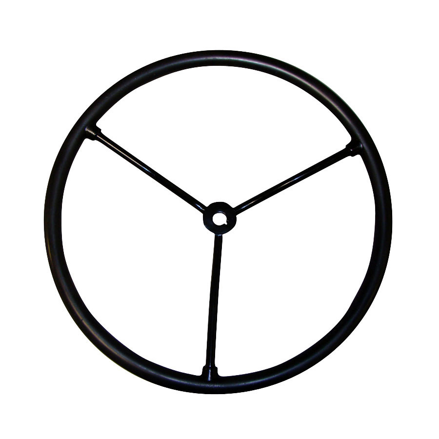 Massey-Ferguson Steering Wheel, OEM Style 3/4 Hub Center With 3/16 Key-way
