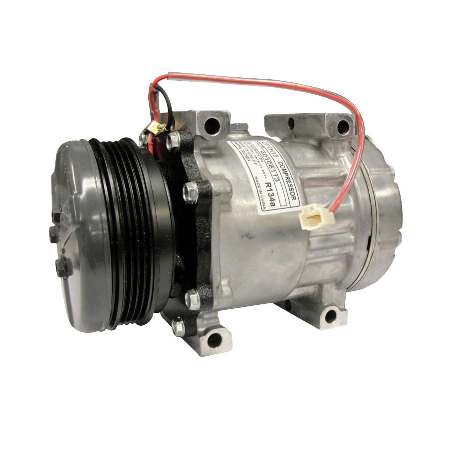 Massey-Ferguson AC Compressor Refrigerant 134A