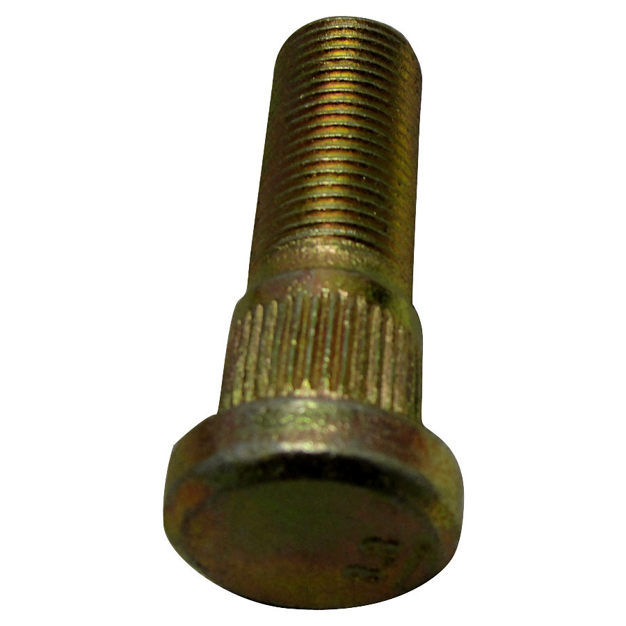 Massey-Ferguson Wheel Stud 9/16 By 18 Pitch. RH Thread.Priced Individually. Sold In Quantity Of 6.