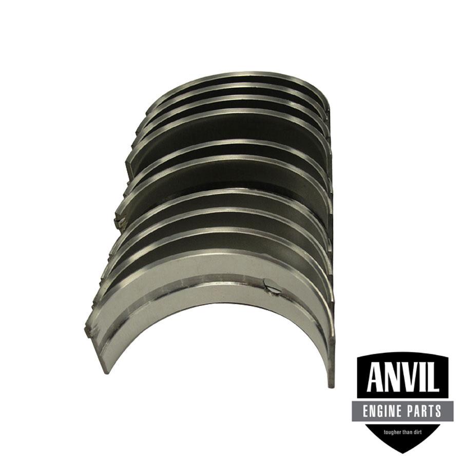 Massey-Ferguson Main Bearings (Std) Standard Size Main Bearings For Diesel Applications.