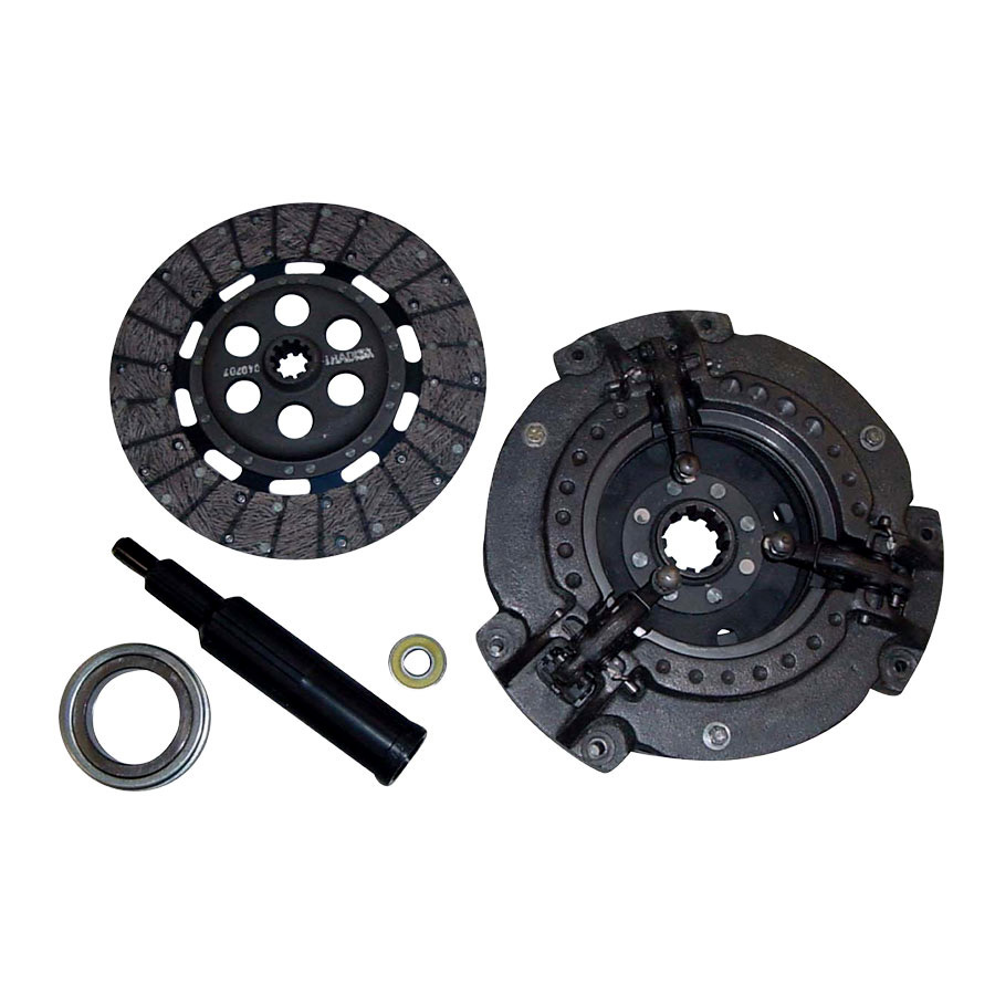 Massey-Ferguson Clutch Kit Kit Contains 11 10 Spline Rigid Drive Disc 516068M92