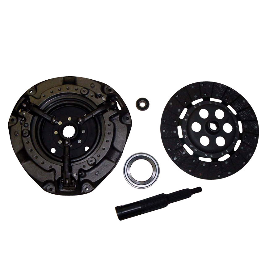 Massey-Ferguson Clutch Kit Kit Contains 12 21 Spline Rigid Drive Disc 3597670M91