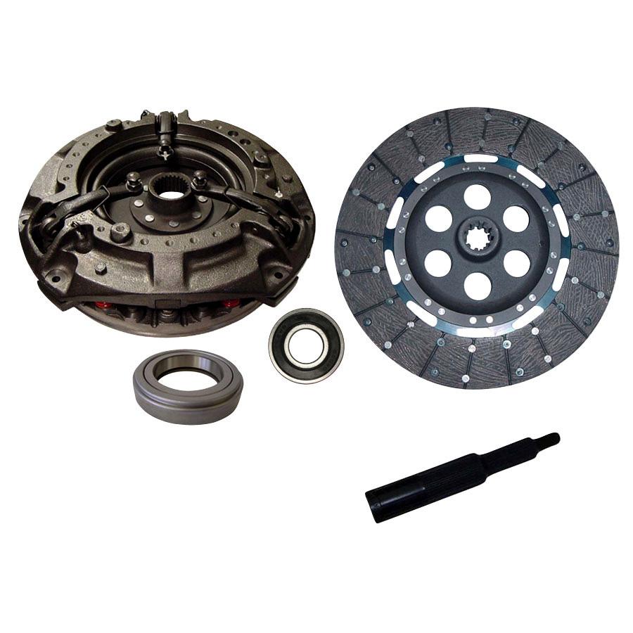 Massey-Ferguson Clutch Kit Kit Contains 12 -  10 Spline Rigid Drive Disc 3599462M92