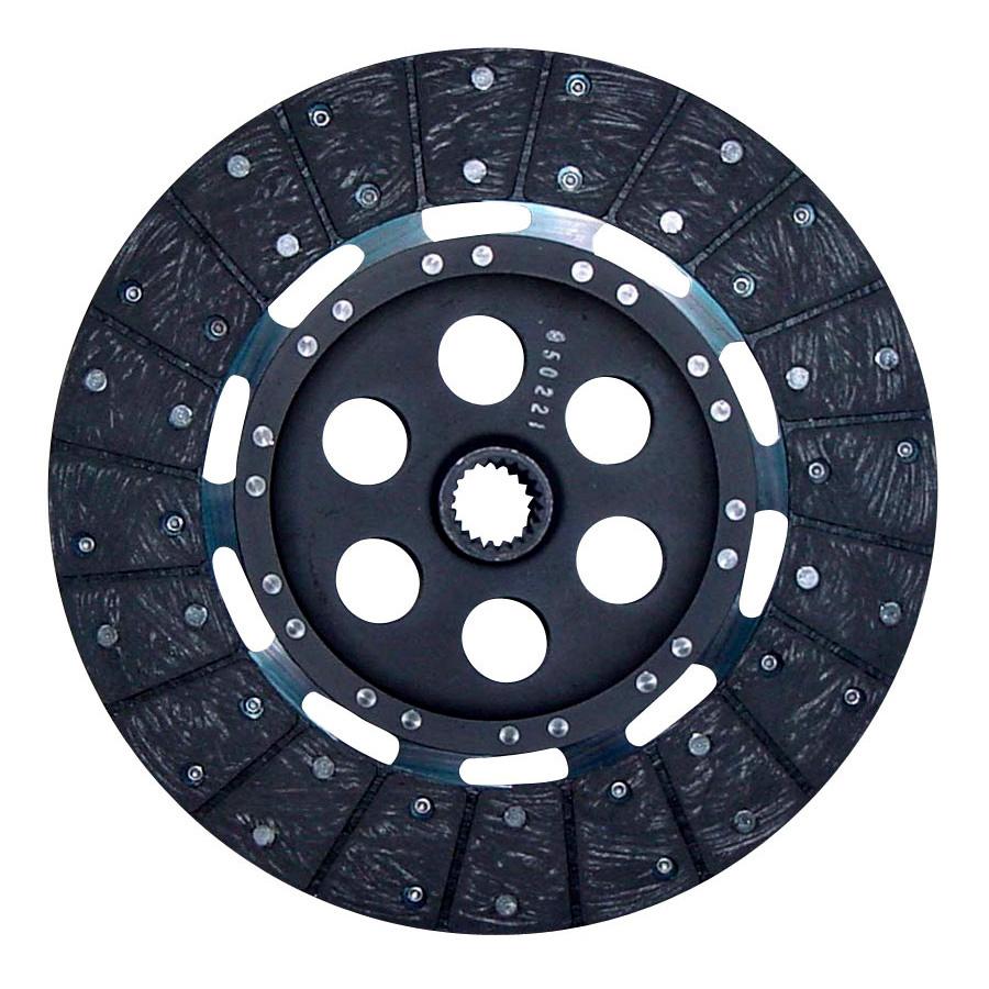 Massey-Ferguson Clutch Disc Organic Material Rigid Drive Disc