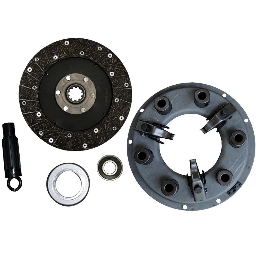 Massey-Ferguson Clutch Kit Kit Contains 181114M91 Drive Disc 9 Od With 1 1/8 10 Spline Hub