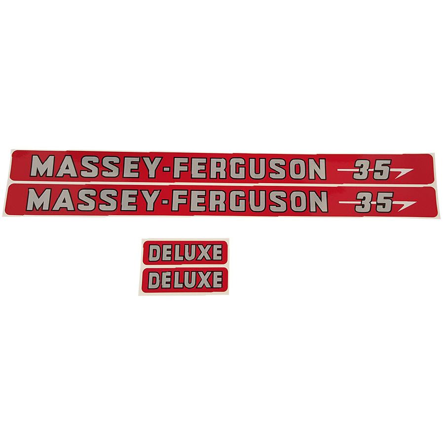 on Massey Ferguson Front Axle Parts