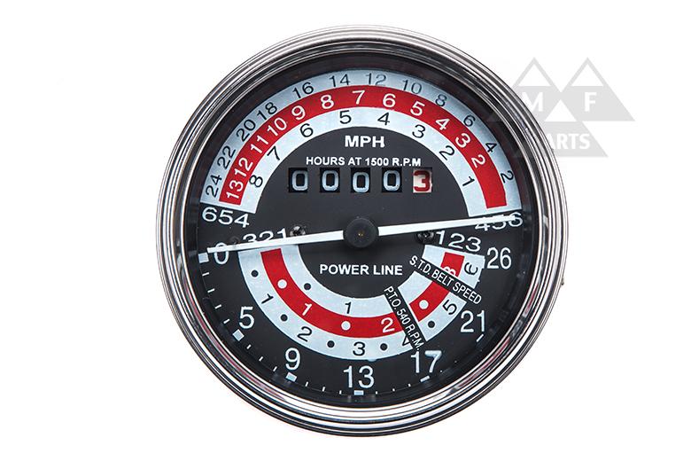 Gauge Tachometer - Massey-ferguson 135