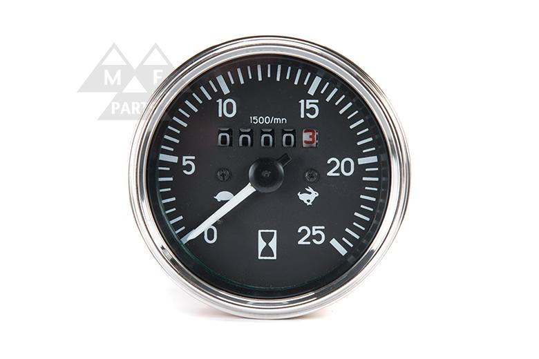 Gauge - Tachometer - Fits Massey- Ferguson MF35,MF50,MF65,MF135,MF150