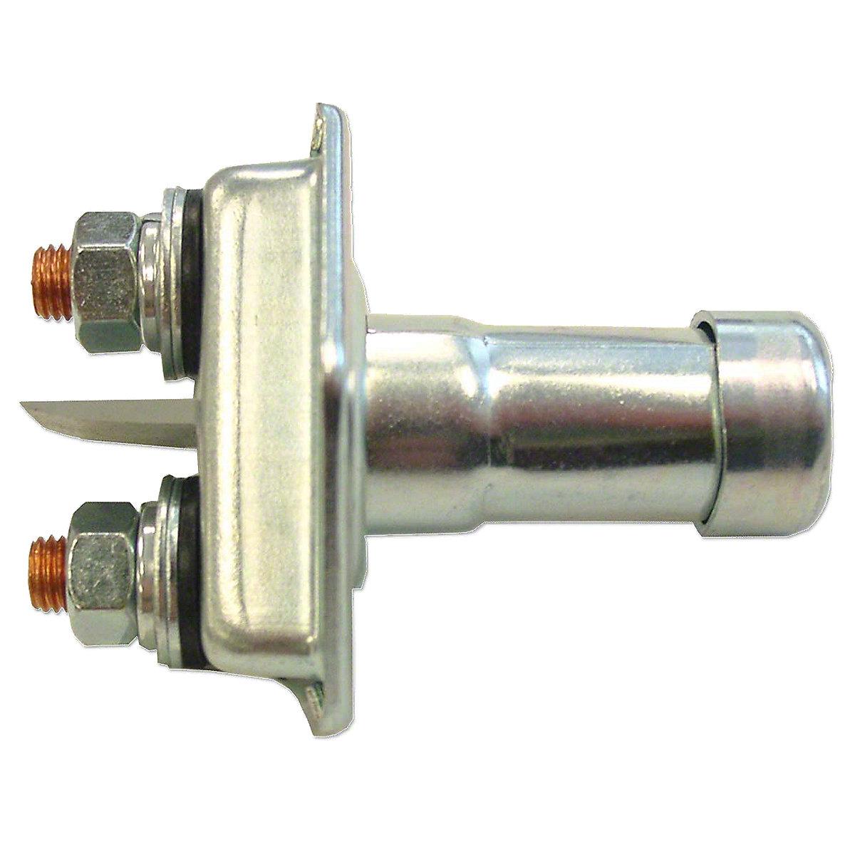 Manual Starter Switch For Massey Harris: Colt 21, Mustang 23, 101 Jr, 101 Sr, 102 Jr, 102 Sr, 20, 20K, 22, 30, 33, 333, 44, 44-6, 444, 44 Special, 55, 81, 82.