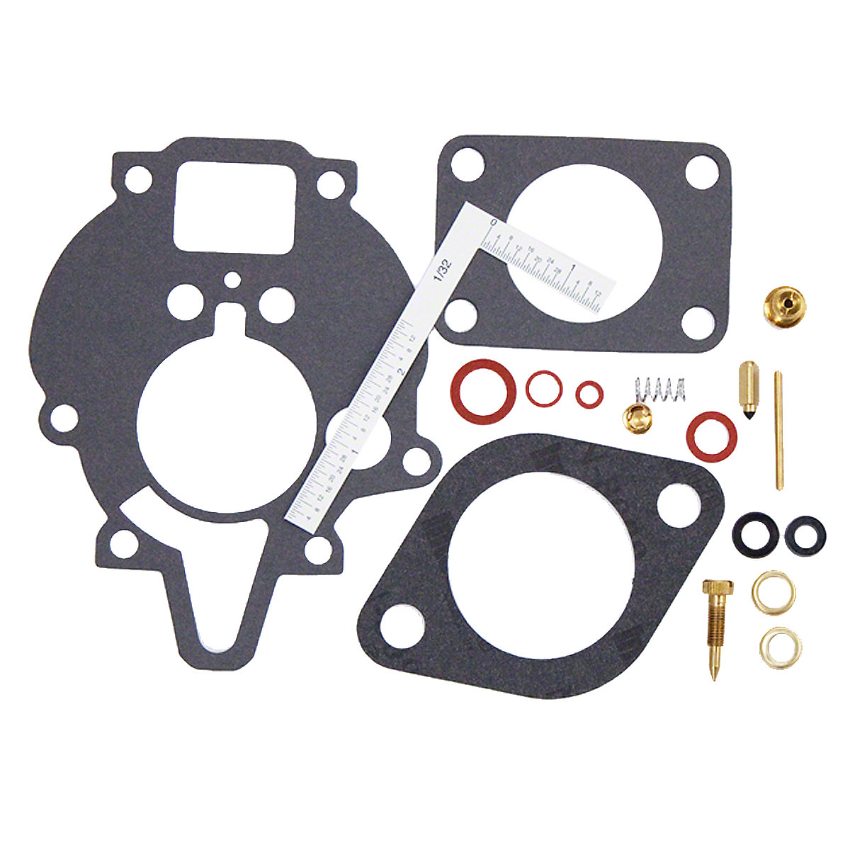 Zenith Economy Carburetor Kit For Zenith Carburetor Numbers#: 12510, 12879, 13209, 13320, 13429, 13430, 13450, 13633A, 13750