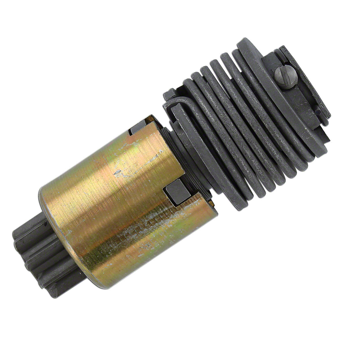 Spring Style Starter Drive For Massey Ferguson: TO20, TO30, TO35, 202, 204, 65, 40, 50, 35, Massey Harris: 50.