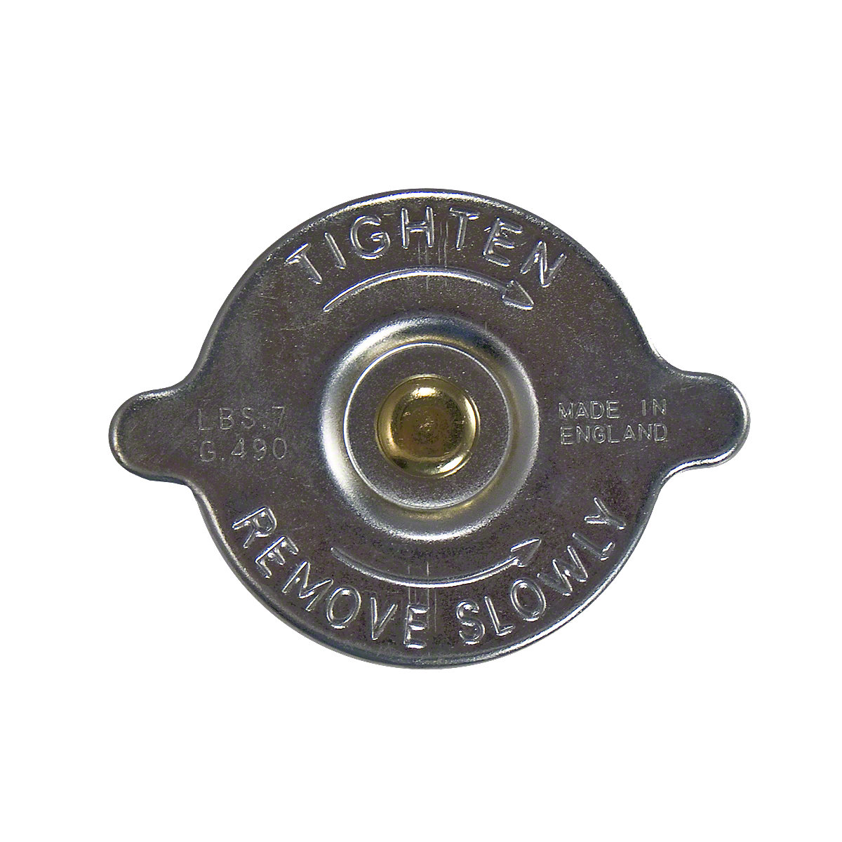 Radiator Cap For Massey Harris: Pacer 16, Pony, 30.