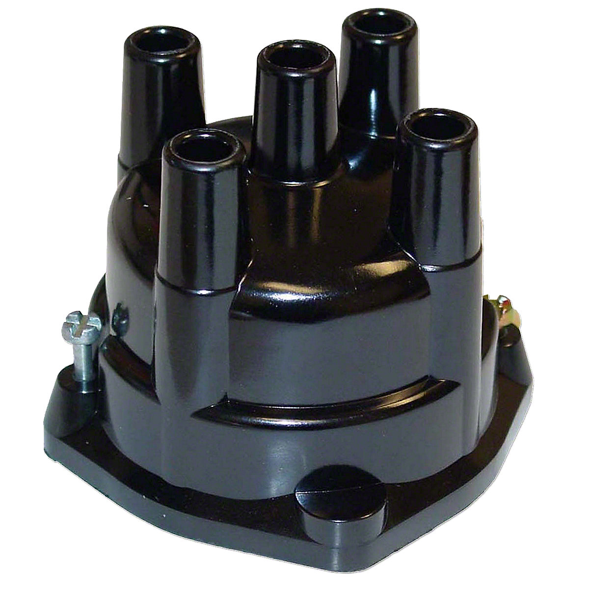 Distributor Cap For Massey Ferguson: TO35, 50, 135, 150, 165, 175, 180.