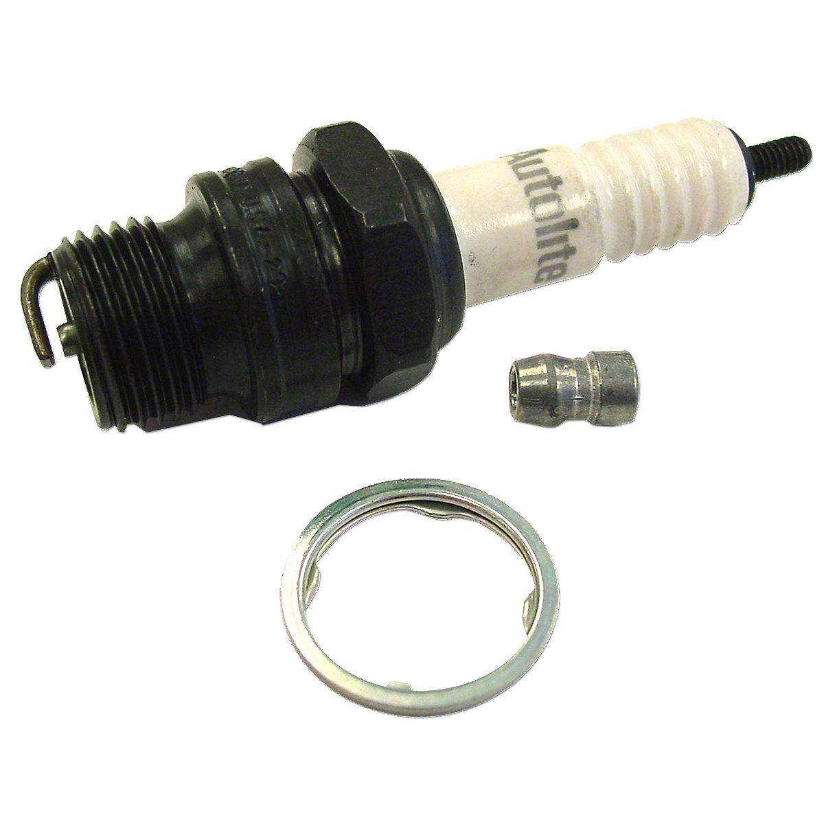 Spark Plug For Massey Ferguson: 150, 165, TE20, TO20, TO30, TO35, 50, 1100 6 Cyl, 135, 180, 230, 235, 245, 35, 50, 65, 85, 88, 97 LP, Super 90, Massey Harris: Colt 21, Mustang 23, Pacer 16, Pony, 101 jr, 102 jr, 20, 22, 30, 33, 333, 44, 44-6, 444, 50, 55,