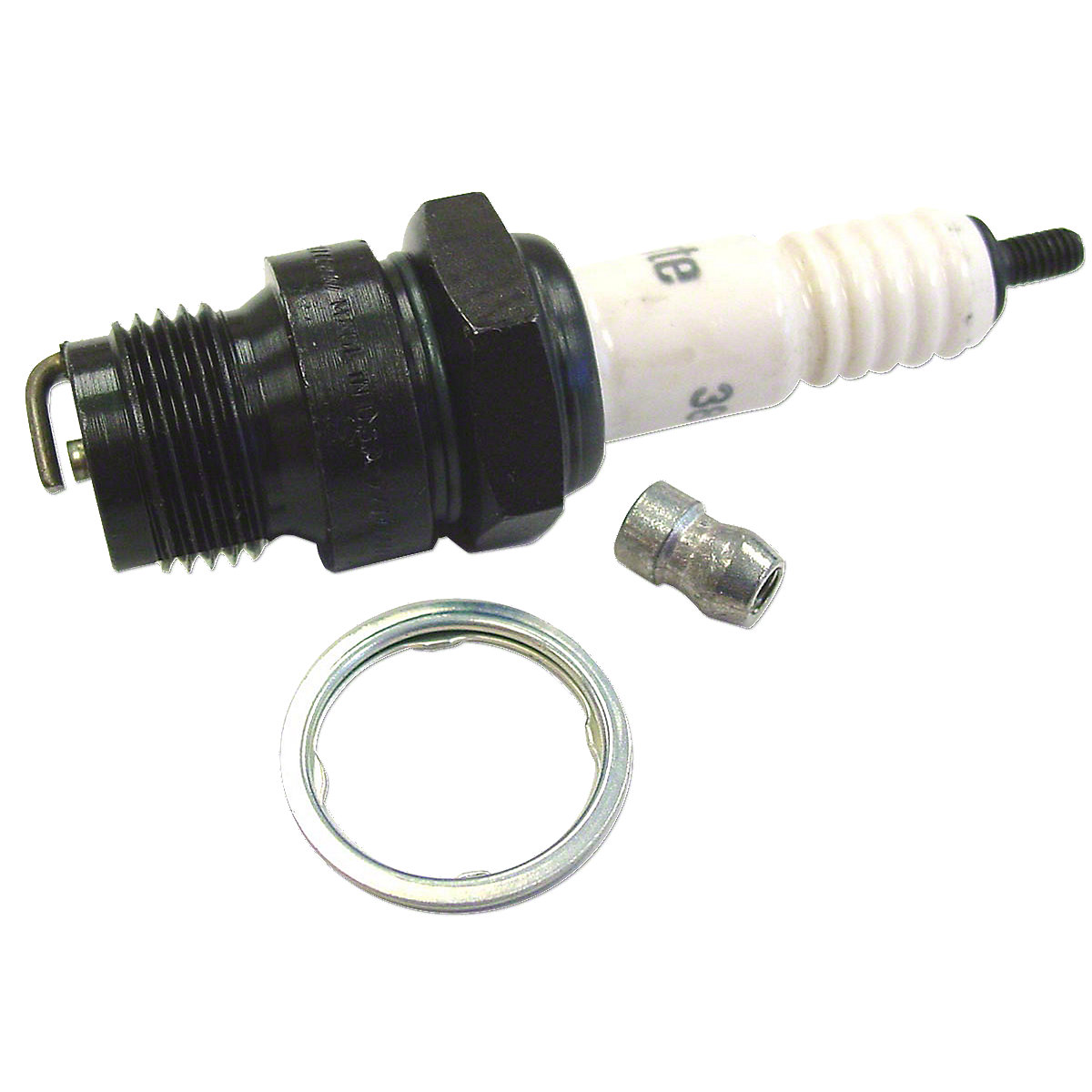 Spark Plug For Massey Ferguson: TE20.