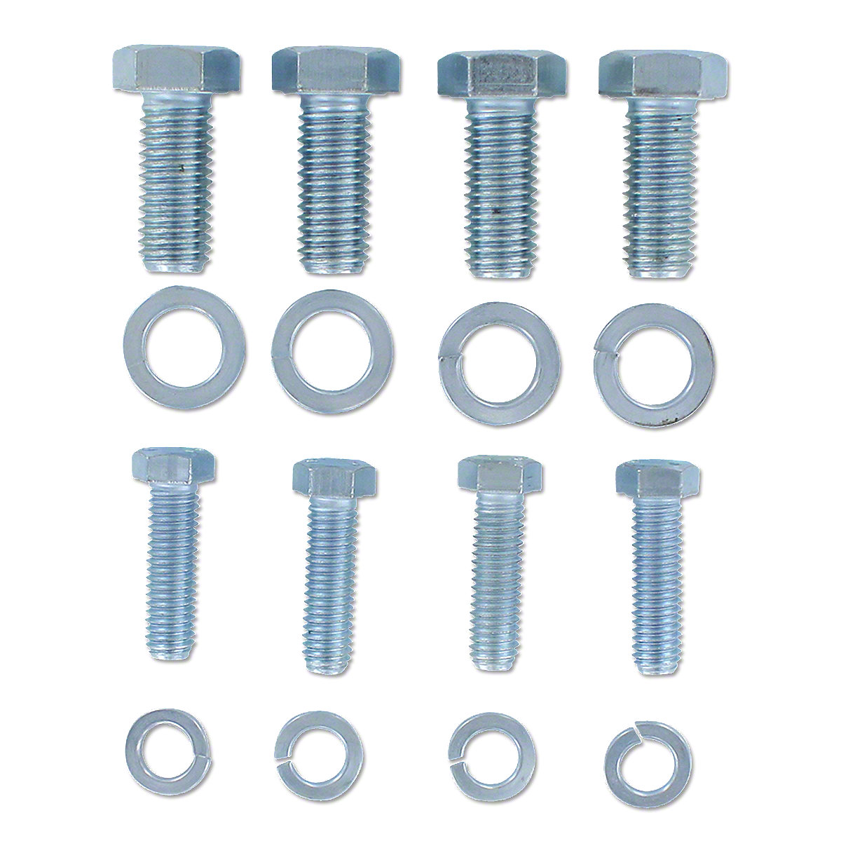 Swinging Drawbar Bolt Kit For Massey Ferguson: TE20, TE35, TEA20, TO20, TO30, TO35, 35, 40, 50, Massey Harris: 50.