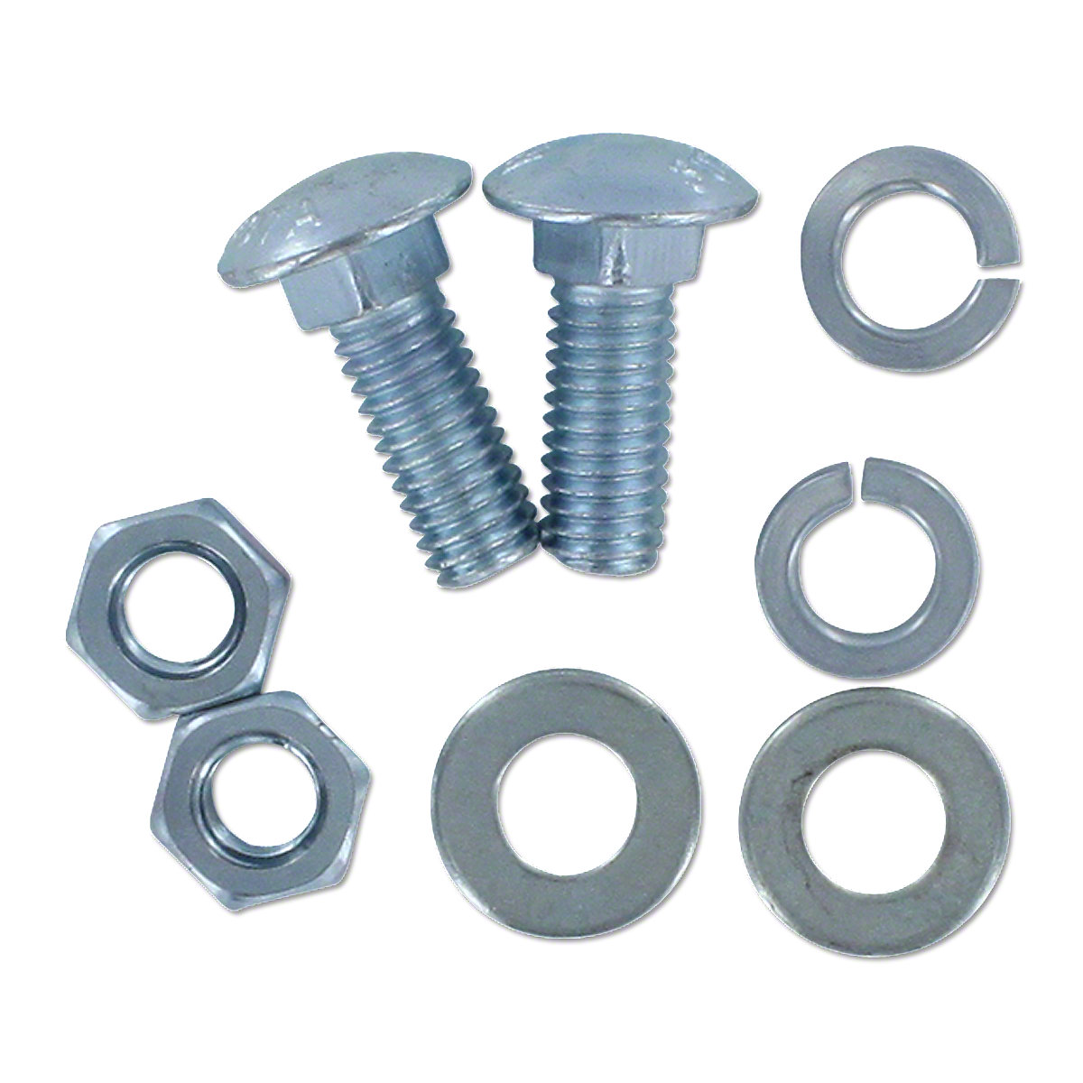 Radiator To Front Support Bolt Kit For Massey Ferguson: TE20, TEA20, TO20, TO30, TO35, 135.
