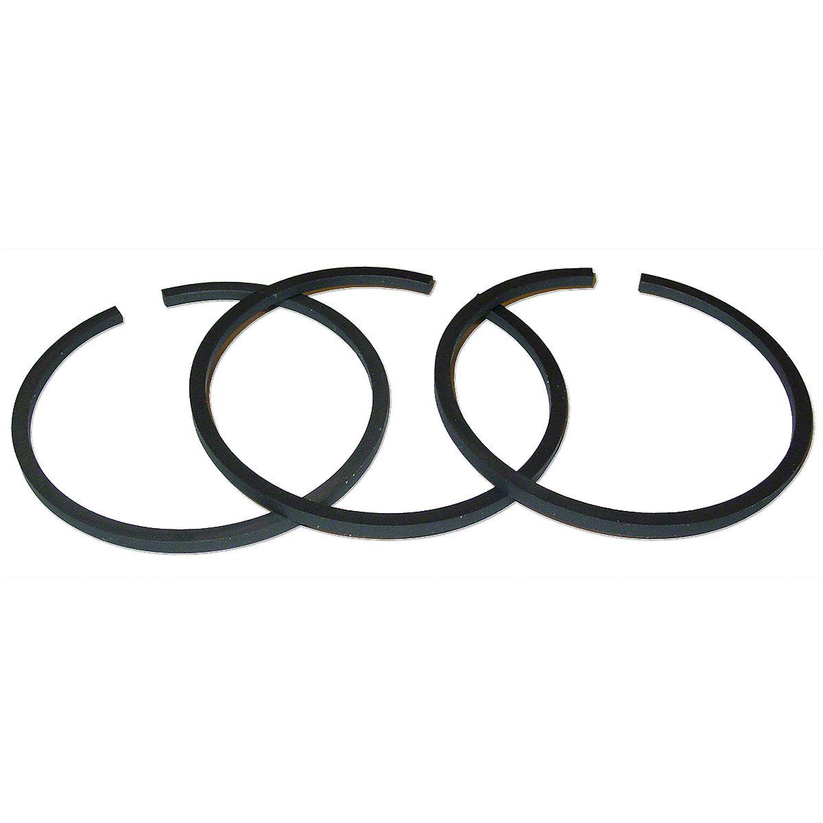Hydraulic Lift Piston Ring Set For Massey Ferguson: TE20, TEA20, TO20, TO30, TO35, 40.
