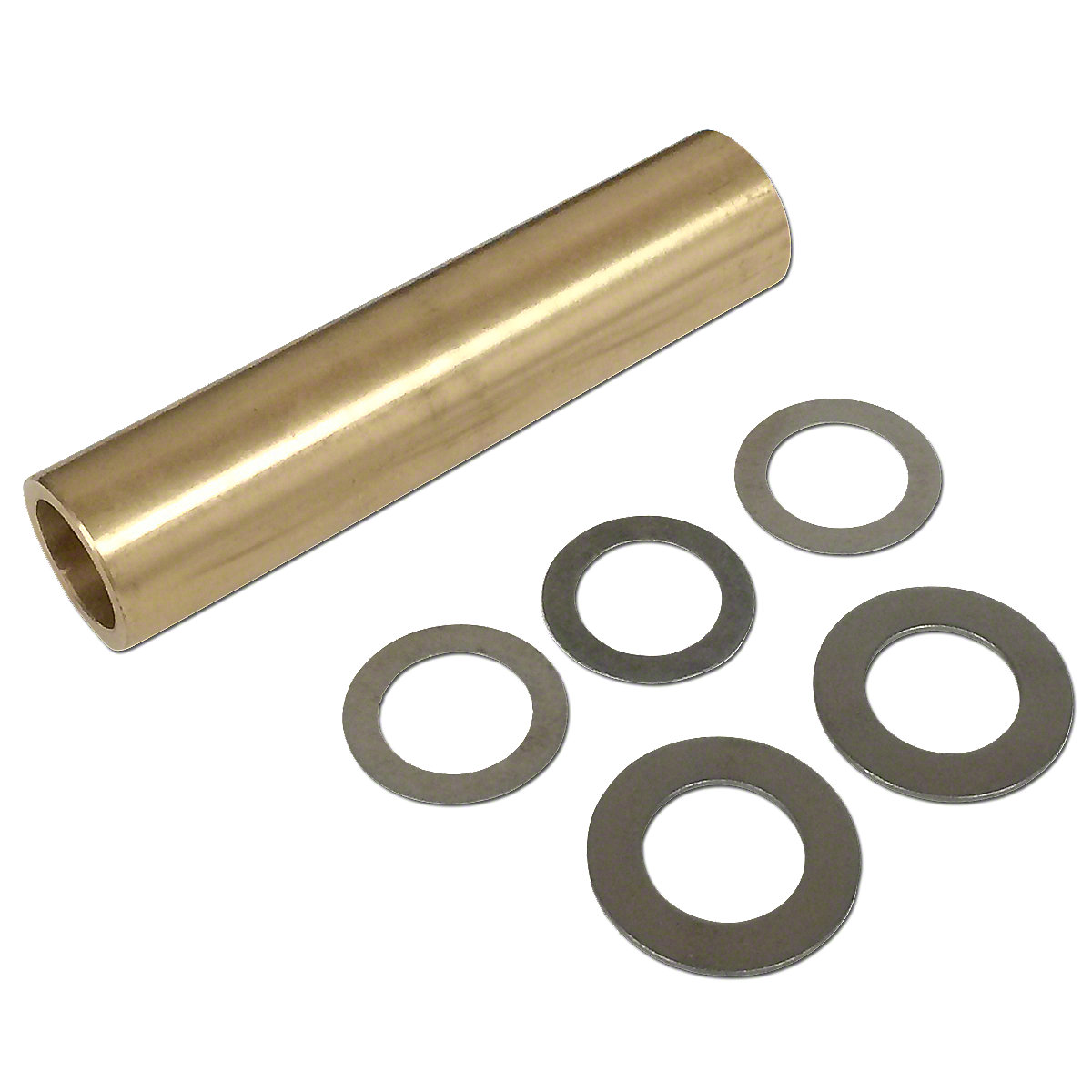 Delco Distributor Shaft Bushing And Shim Kit For Massey Ferguson: F40, 202, 204, 40, Super 90, 85, 88, TO20, TO30, TO35, 50, 65, Massey Harris: 50.