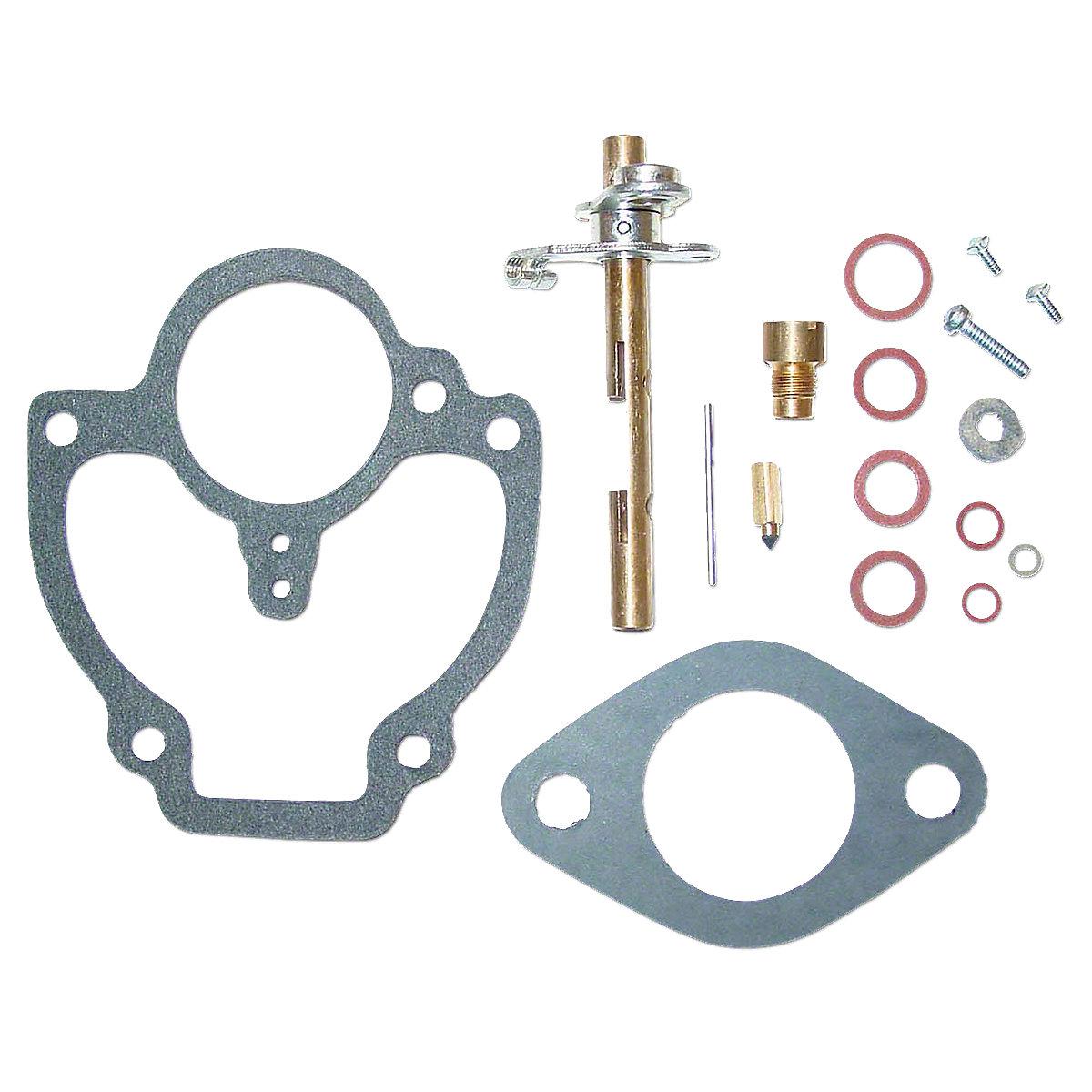 Zenith Basic Carburetor Rebuild Kit For Massey Harris: 101 Jr, 102 Jr, 44, 44 Special, 44-6, 203, 444, 55, 555.