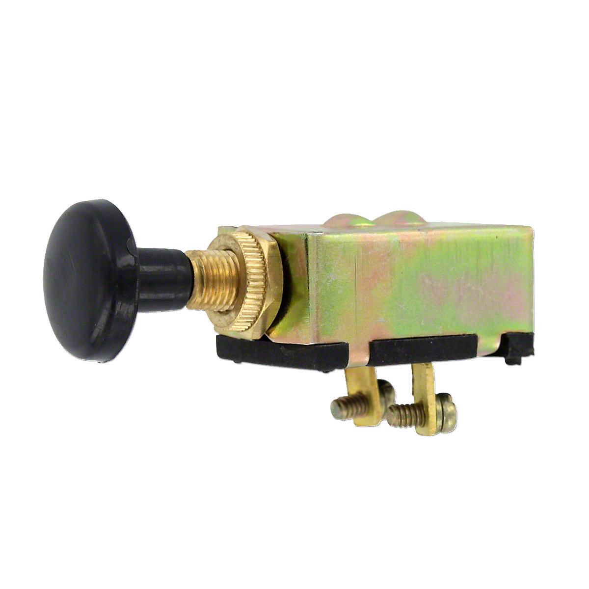 Universal 2 Position Push Pull Ignition Switch For Massey Harris And Massey Ferguson Tractors.