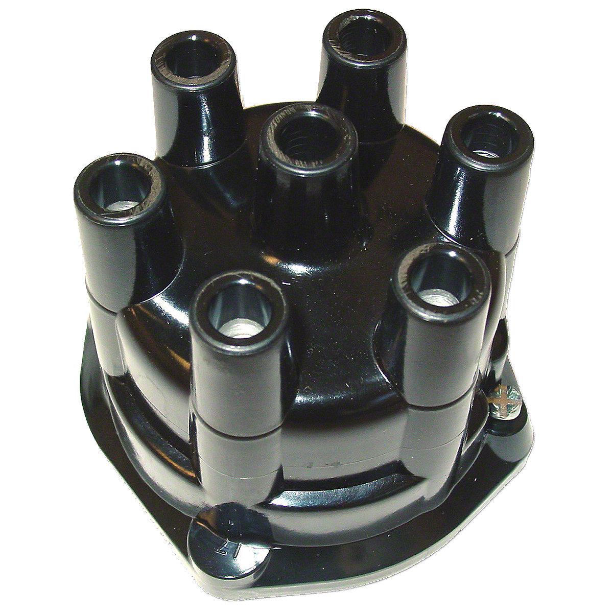 6 Cylinder Delco Distributor Cap For Massey Ferguson: 1100.