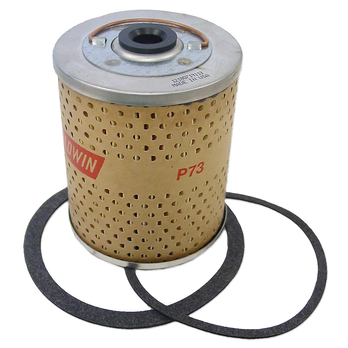 Oil Filter For Massey Ferguson Gas Tractors: 35, 50, 65, 85, 88, 135, 150, 165, 40, TO30, TO35, 50, Massey Harris: Colt 21, Mustang 23, Pacer 16, Pony, 101 jr, 102 jr, 20, 20K, 22, 30, 33, 50, 81, 82, 333.