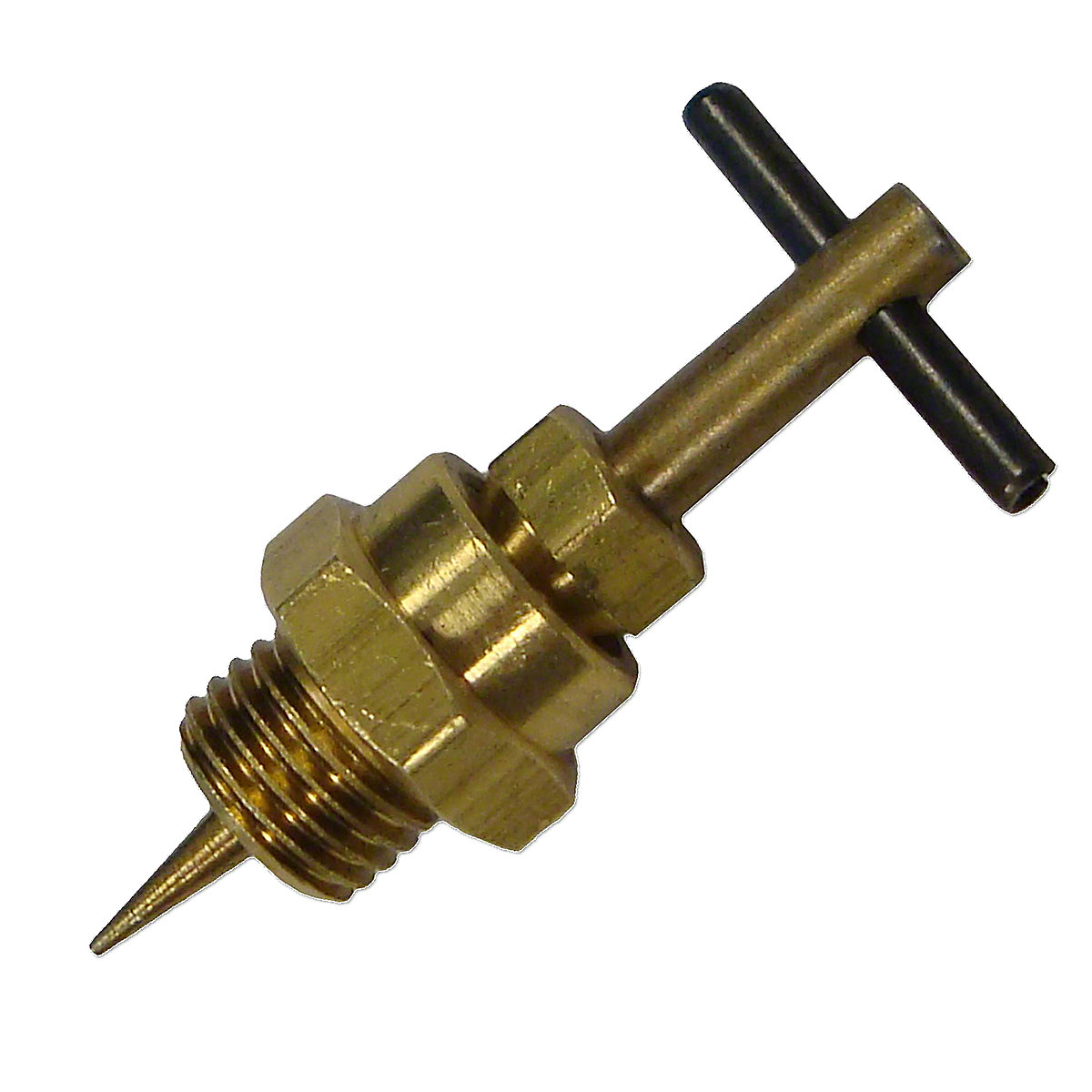 Zenith Main Jet Adjusting Needle Assembly For Massey Ferguson: TE20, TO20, Massey Harris: 44, 55, 44 Special, 44-6, 444, 555.
