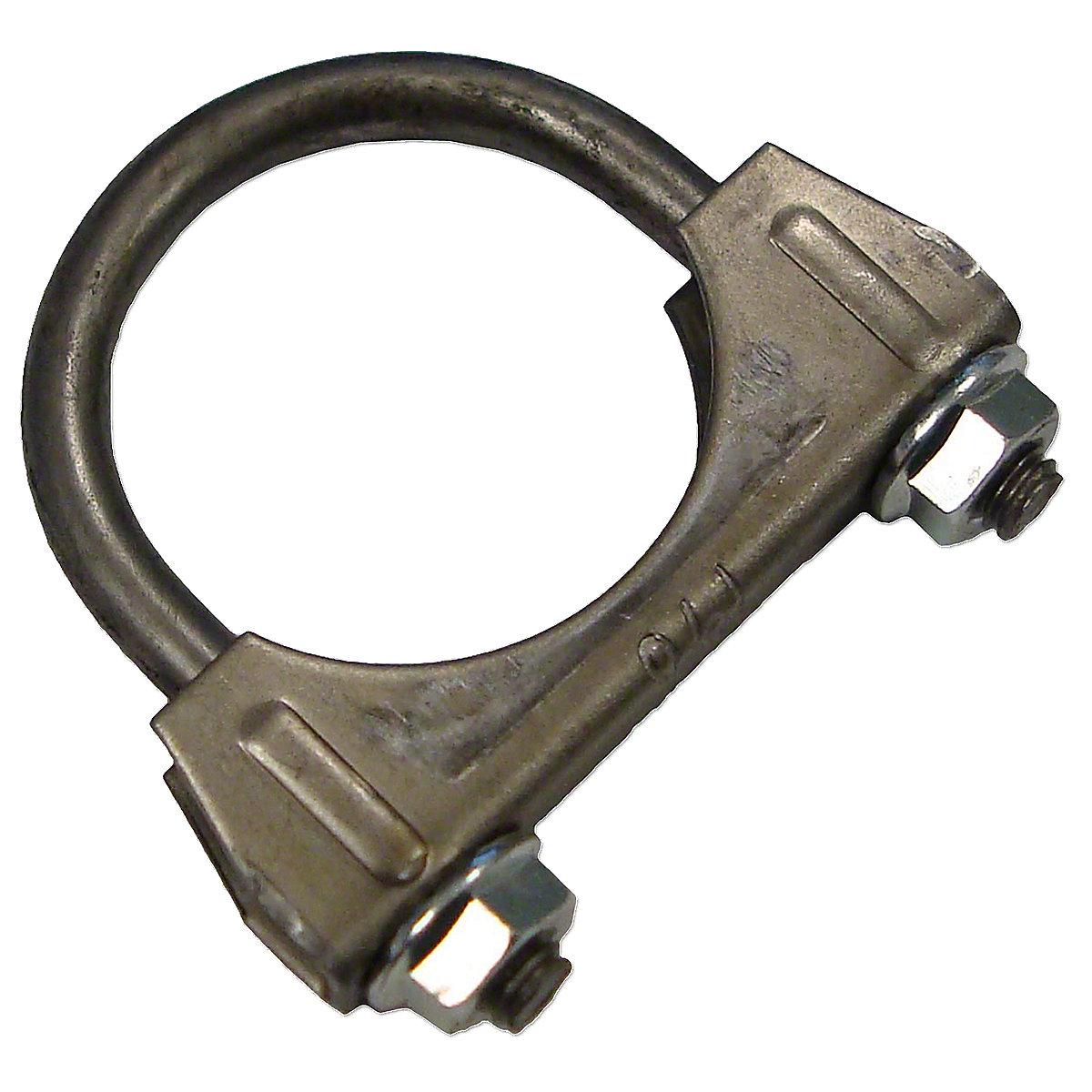1-5/8 Muffler Clamp For Massey Harris And Massey Ferguson Tractors.