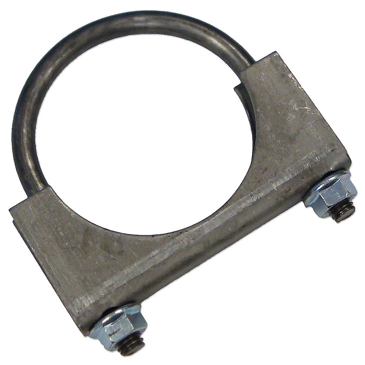 2-3/4 Muffler Clamp For Massey Harris and Massey Ferguson Tractors.