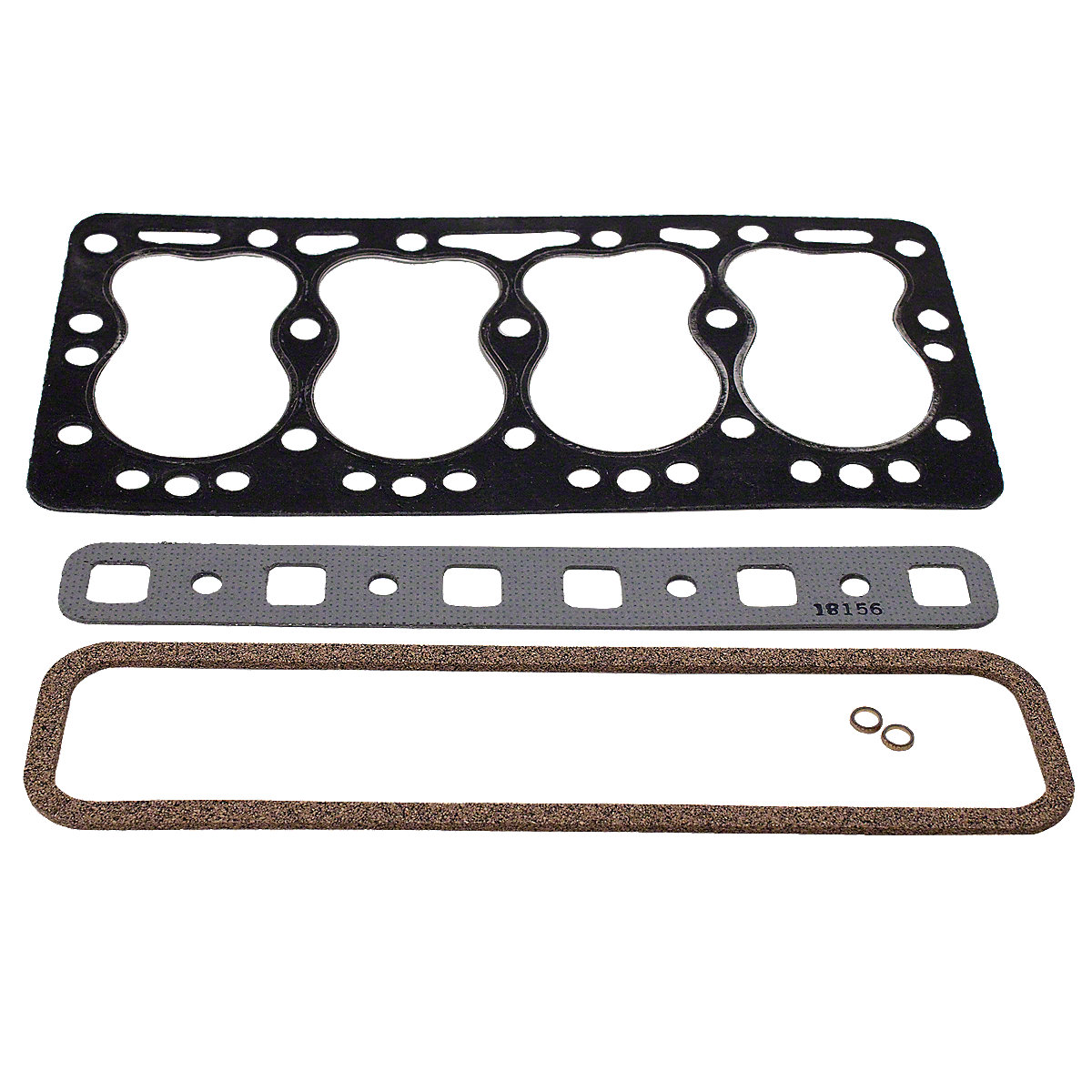 Cylinder Head Gasket Set For Massey Harris: Pony.
