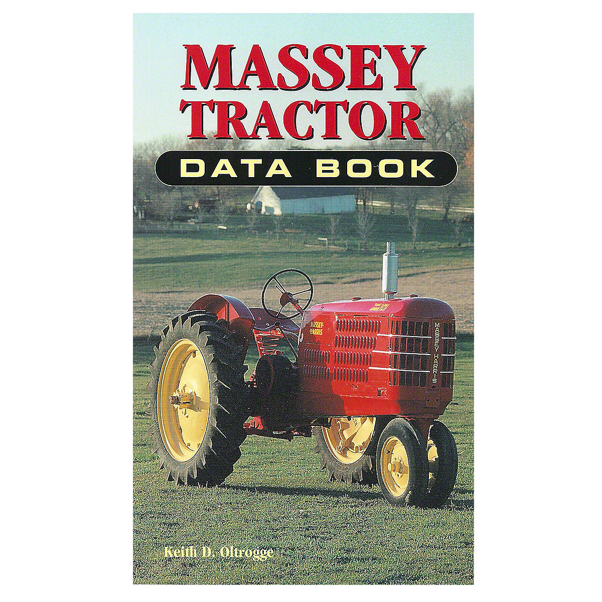 Massey Tractor Data Book.
