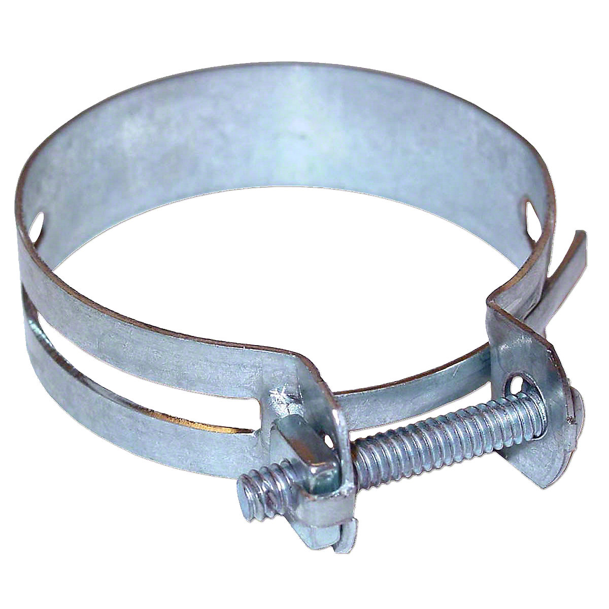 Hose Clamp For Massey Ferguson: TO35, 40, TE20, TO20, TO30, 50, 135, 35, 235, Massey Harris: 50.