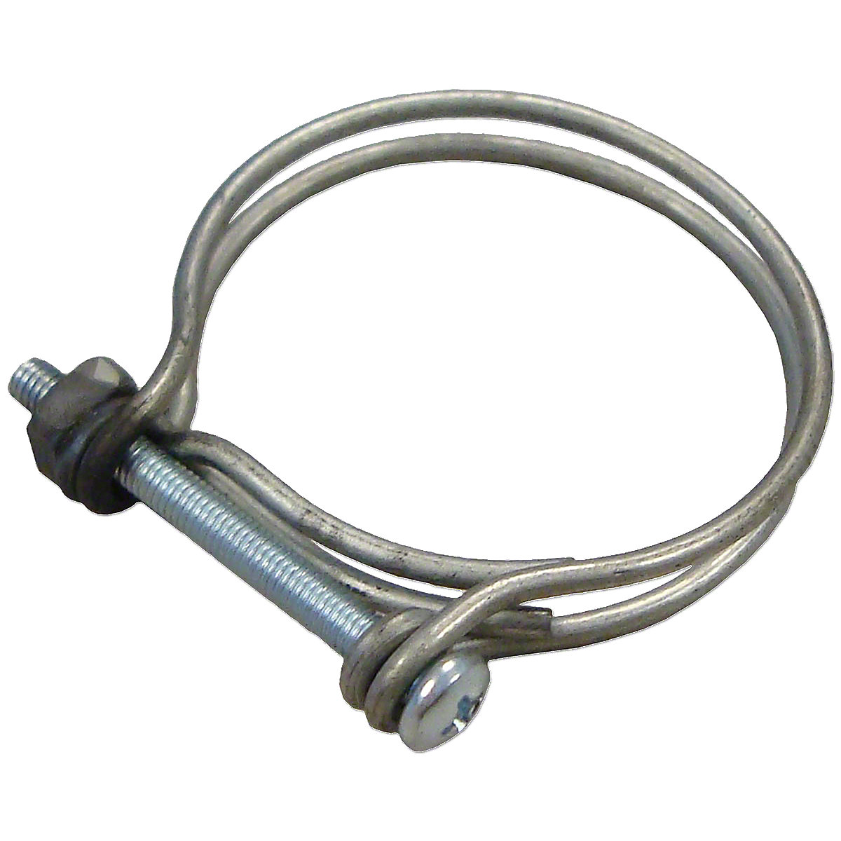Wire Hose Clamp For Massey Harris And Massey Ferguson.
