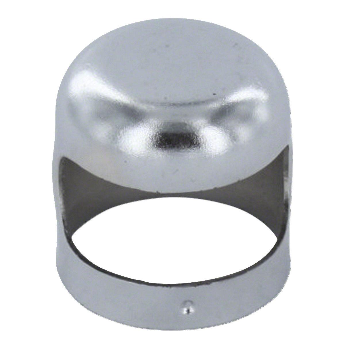 Chrome Dash Light Cover For Massey Harris: Mustang 23, 33, 333, 44, 444, 55, 555.