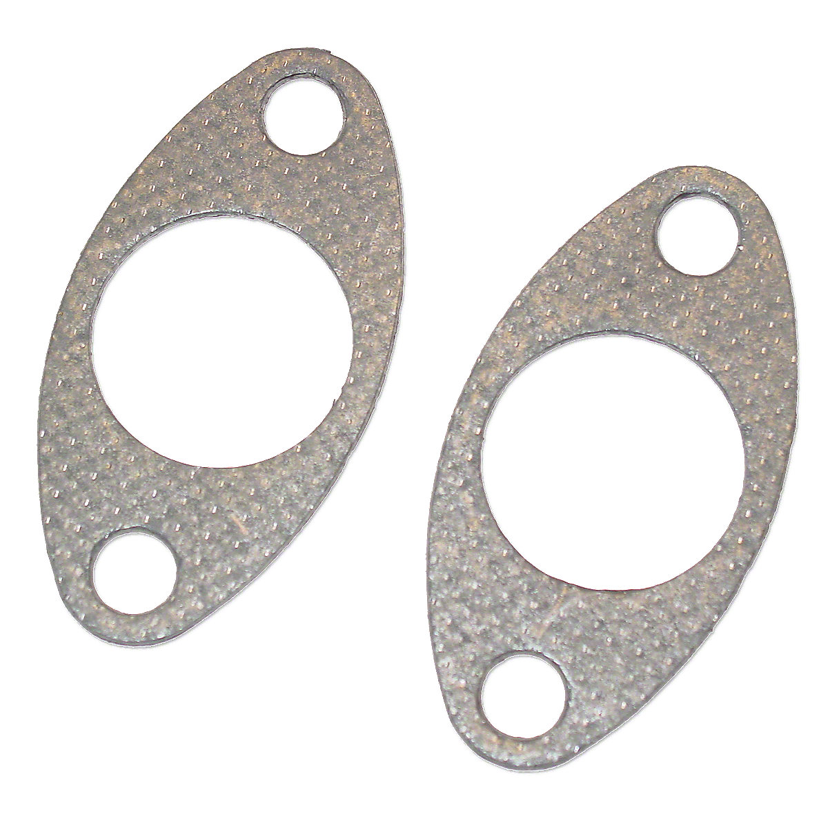 4 Cylinder Manifold End Gaskets For Massey Ferguson: 2000, 40, 50 With Continental Gas Engines.