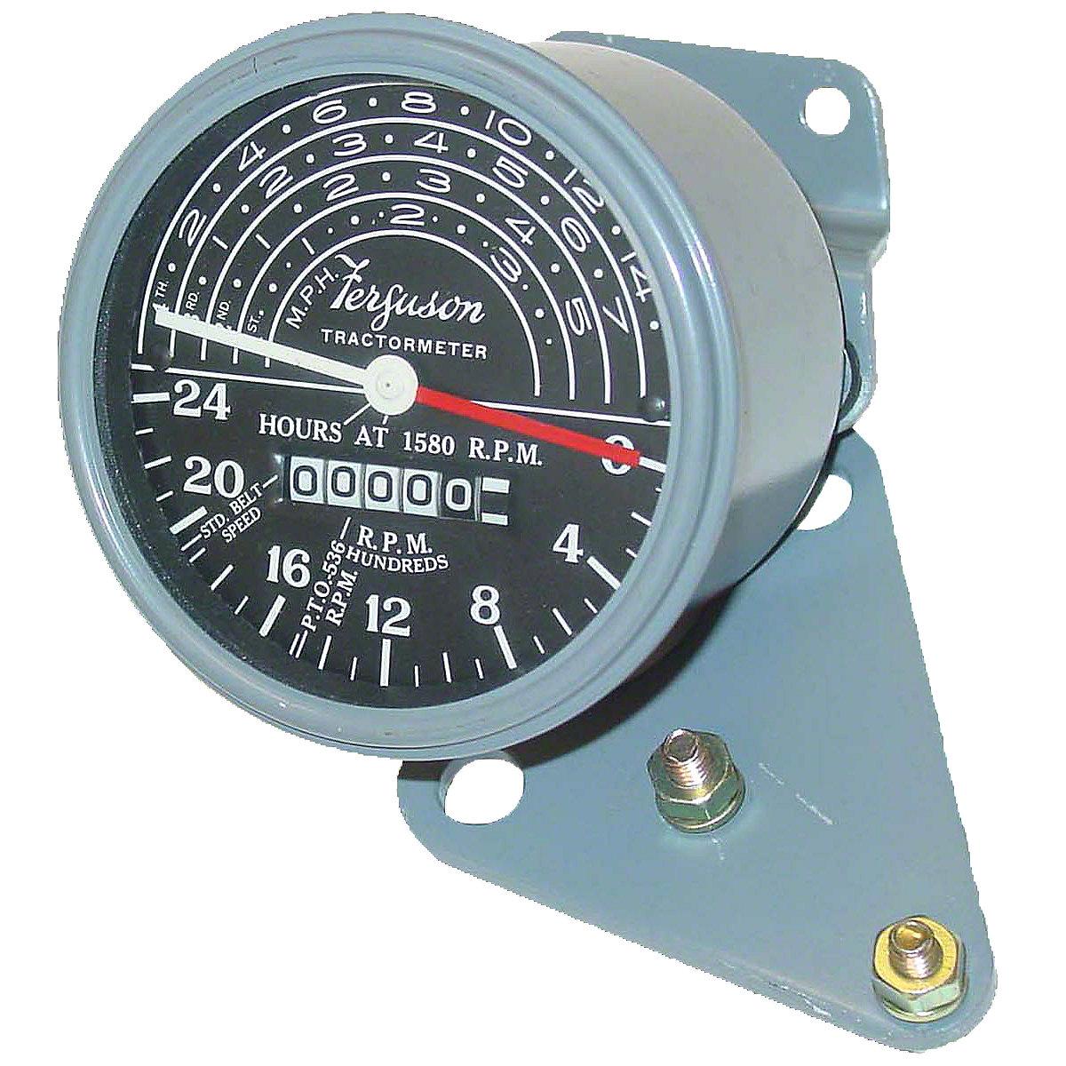Tachometer For Massey Ferguson: TO20, TO30.