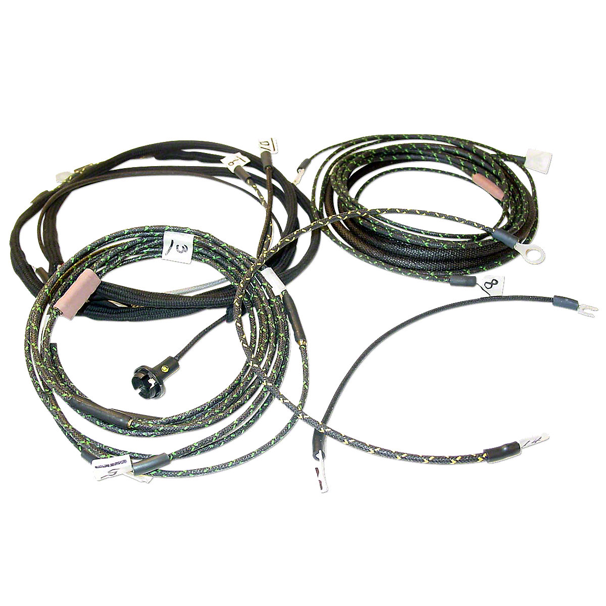 mfs146 wiring harness for massey ferguson to20. Black Bedroom Furniture Sets. Home Design Ideas