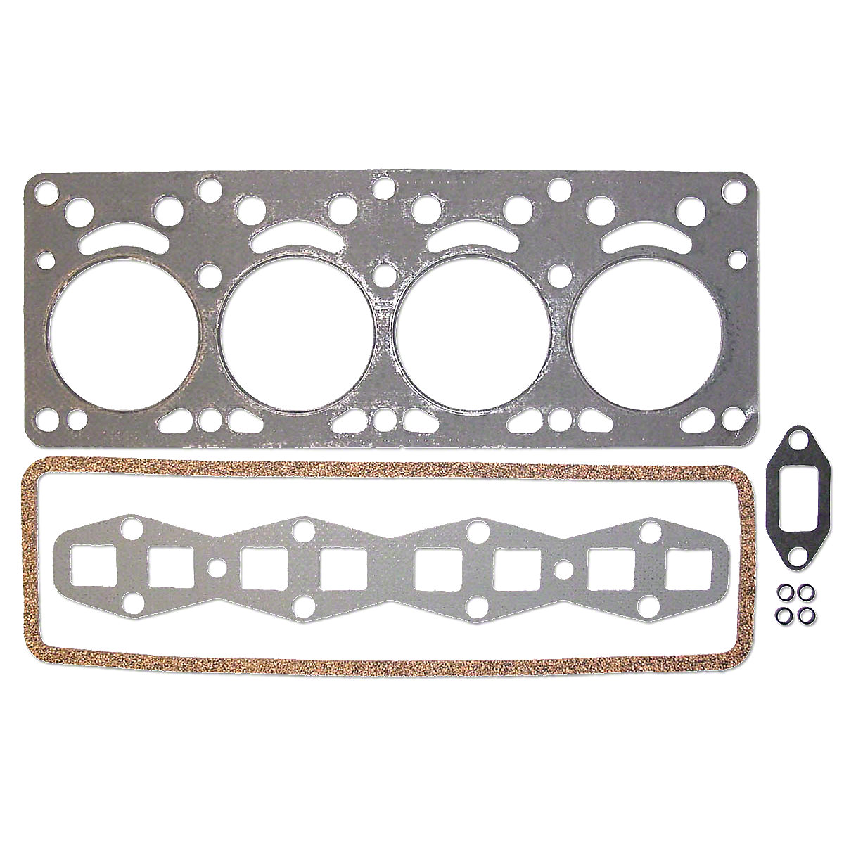 Head Gasket Set For Massey Ferguson: TE20, TO20, TO30.