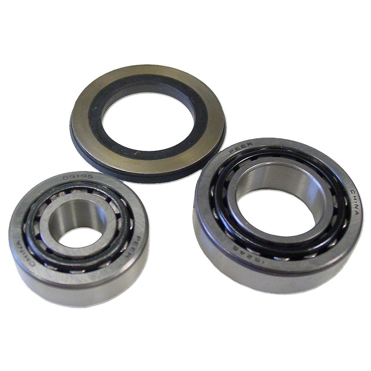 Wheel Bearing Kit For Massey Ferguson: TE20, TO20, TO30, TO35, 35, 40, 50, 65, Massey Harris: 50.