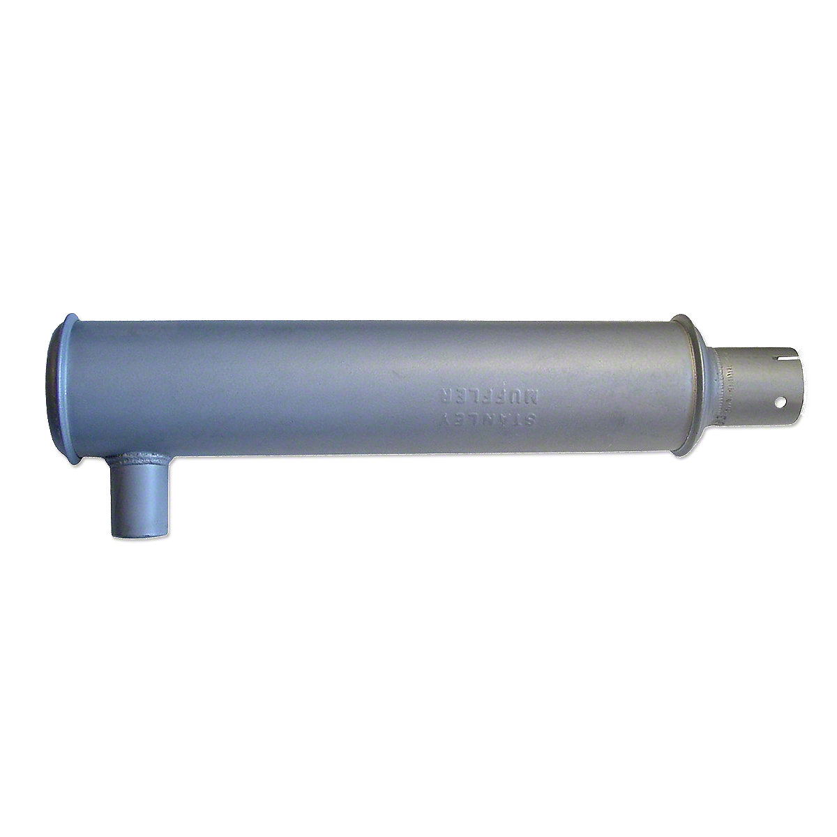 Vertical Or Horizontal Muffler For Massey Ferguson: 40, 50, Massey Harris: 50.